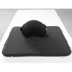 Kuseno zafu ergonomique, gonflable sur son tapisho